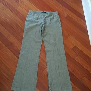 Theory wool blend trouser pants womens 6